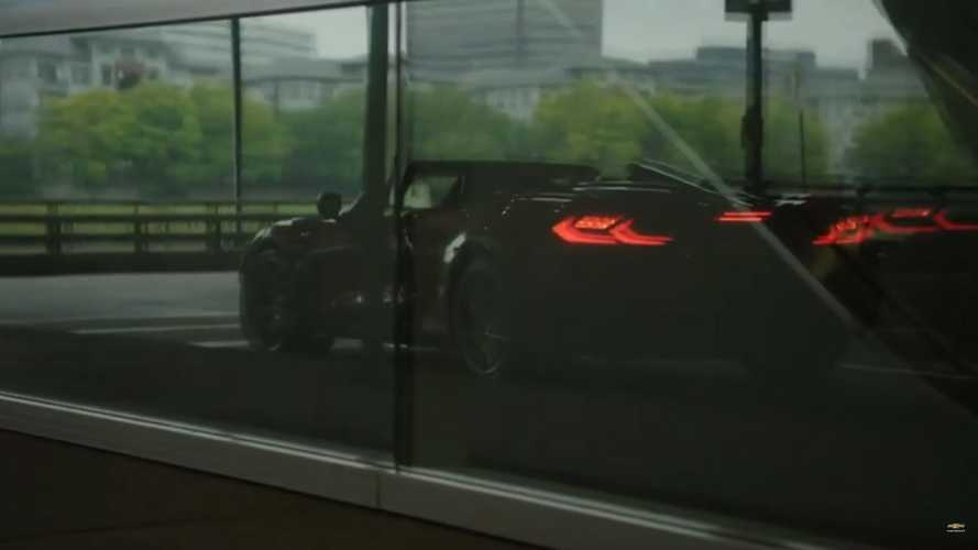 Video Teaser Corvette Z06 2023 Pastikan Model Convertible
