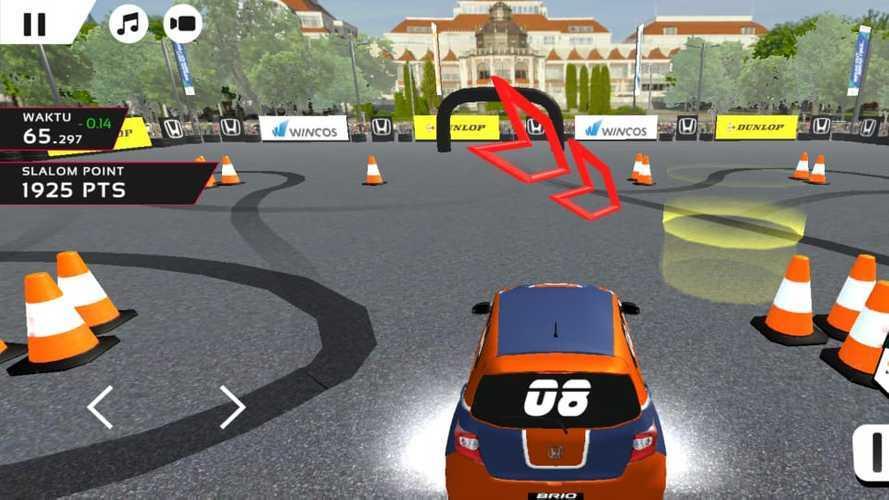 Ajang Brio Virtual Drift Challenge 2 Dimulai, Latarnya Tugu Monas