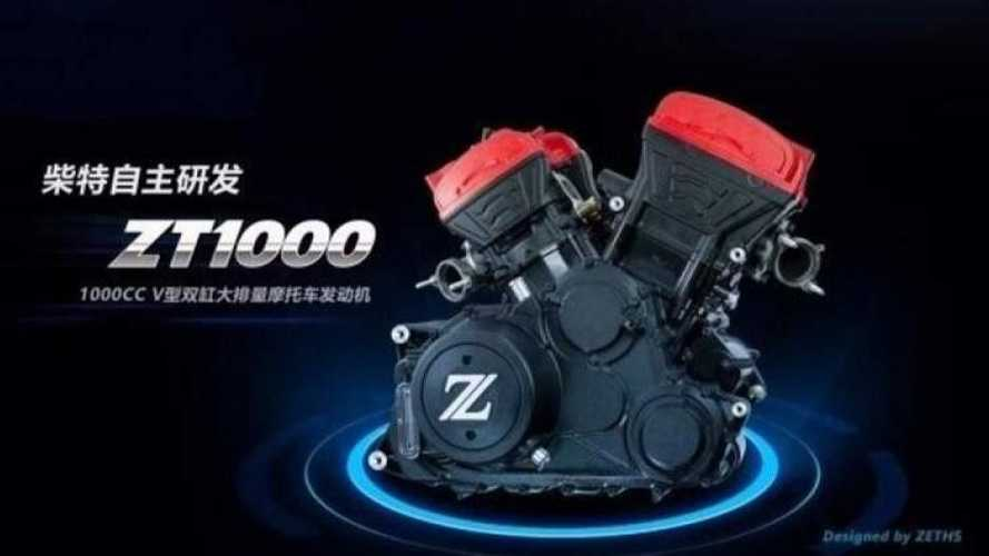 Chinese Firm Zeths Introduces Indian Scout-Inspired V-Twin
