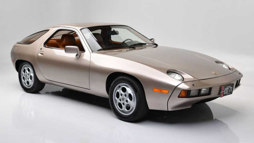 You Can Buy The Porsche 928 Tom Cruise Drove In 'Risky Business'