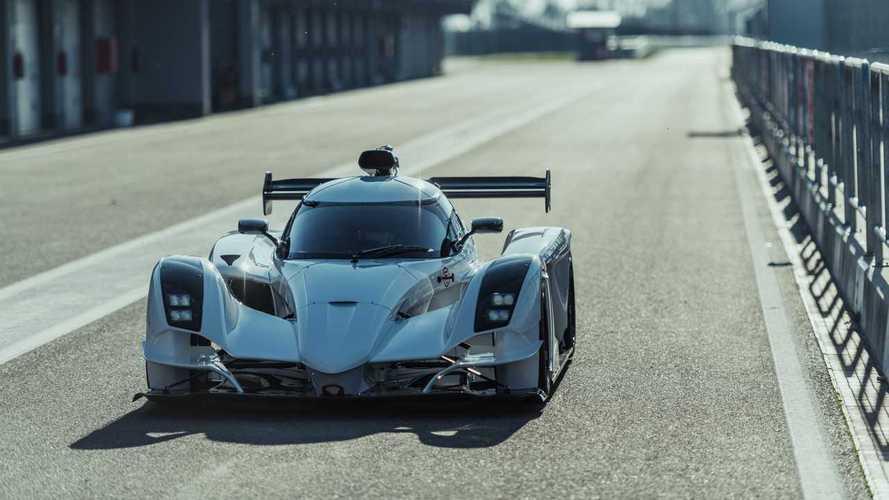 Praga R1: el deportivo de 643 kilos con motor Alpine