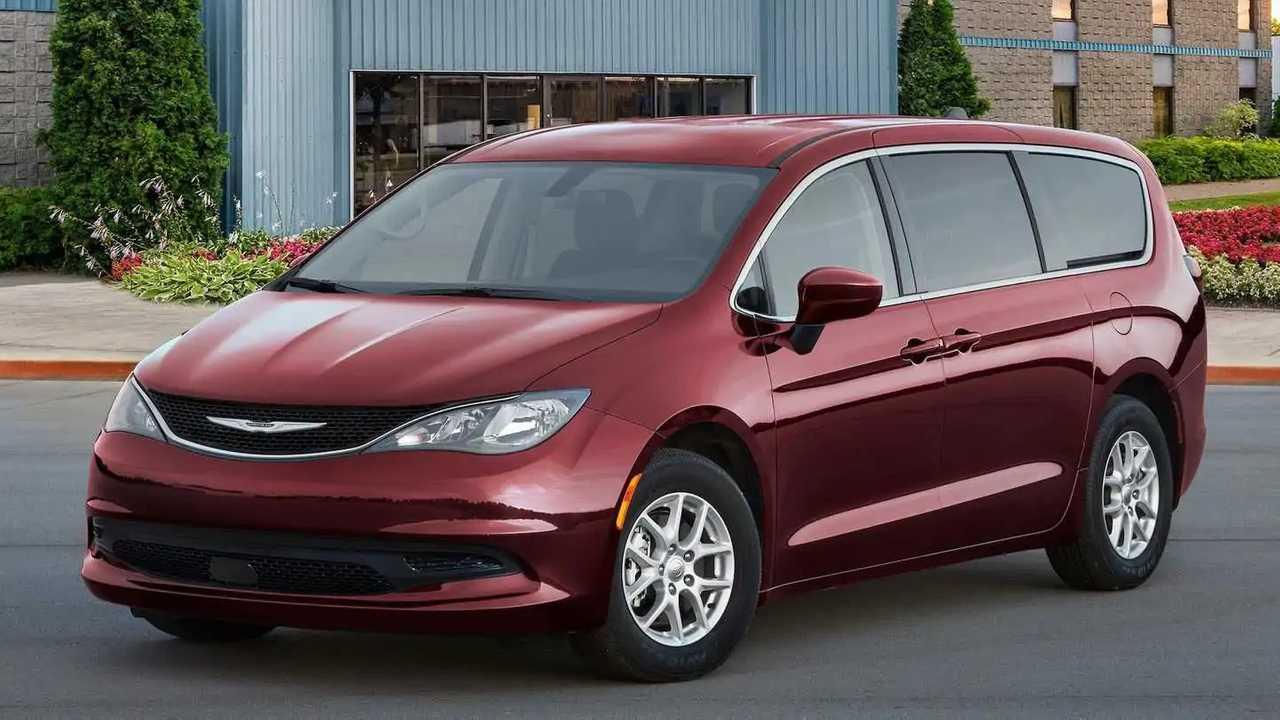 Chrysler Voyager 2022 hanya dijual khusus armada.c