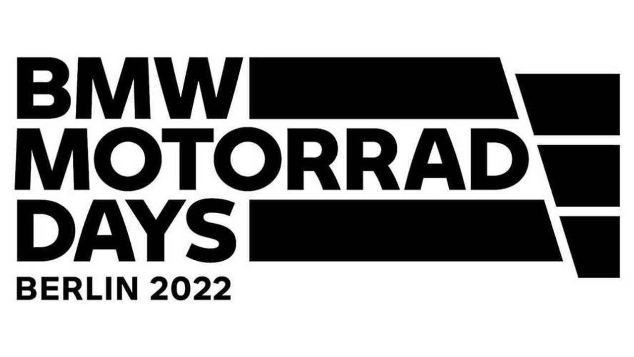 BMW Motorrad Days 2022 Logo