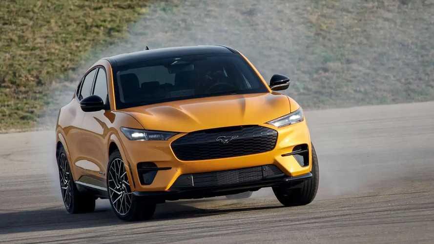 Ford Mustang Mach-E GT im Test: Leistung und Handling sehr gut