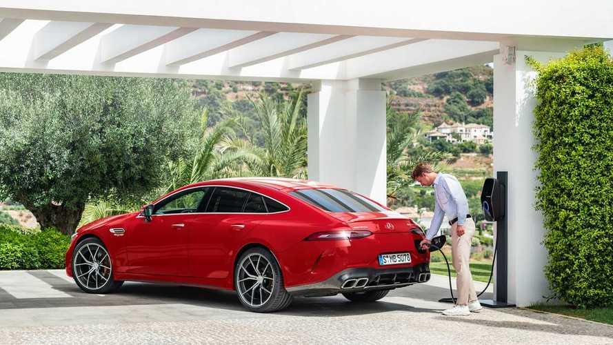 Mercedes-Benz свернул разработку гибридных автомобилей