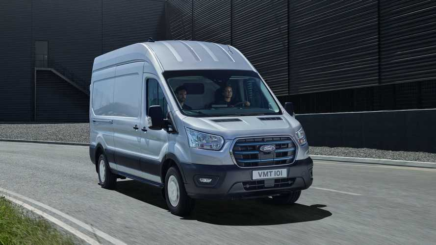 Ford E-Transit European Specification