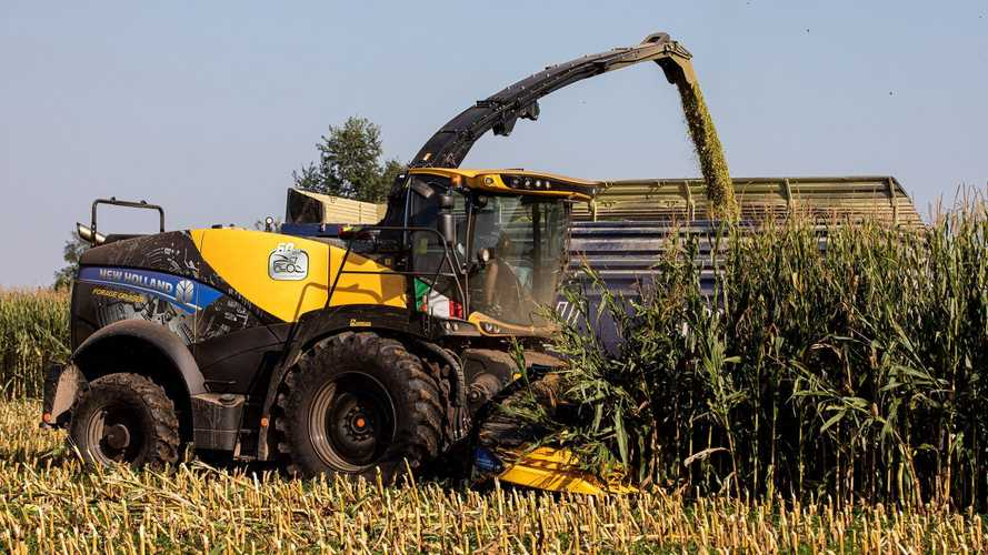 New Holland FR Forage Cruiser Special Edition: 60 candeline