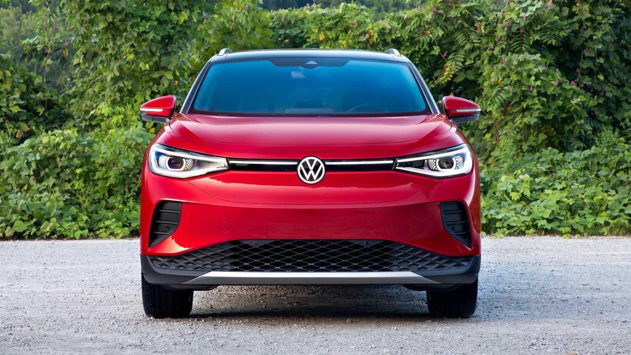 2021 Volkswagen ID.4 AWD exterior