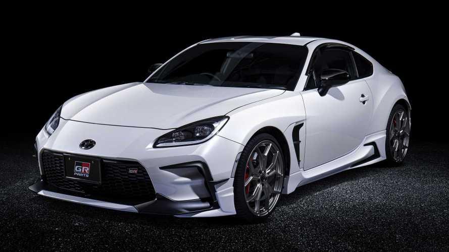 Gazoo Racing показал возможности тюнинга новой Toyota GR 86