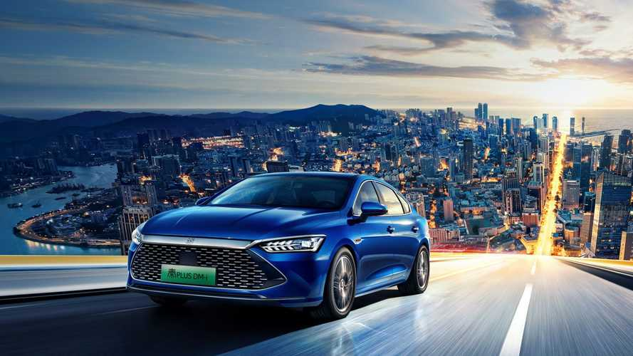 BYD Phases Out Its Conventional Cars