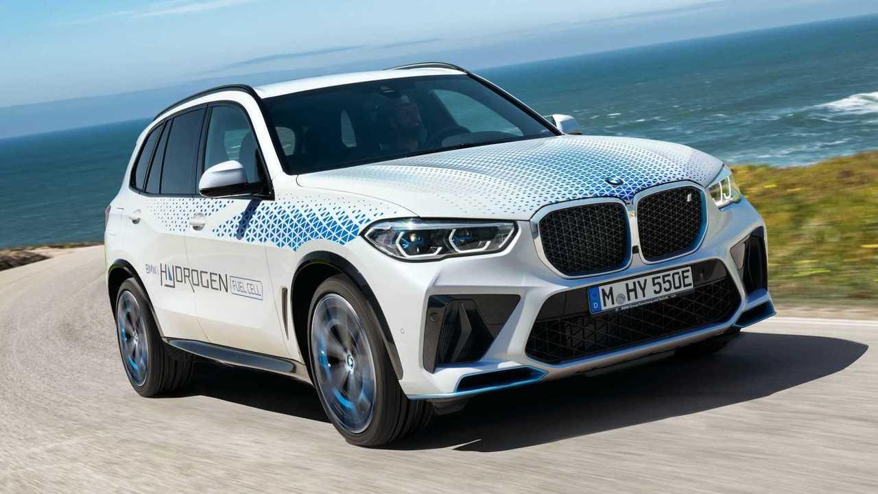 2023 BMW iX5 Hydrogen 18