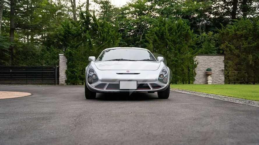 2001 Toyota MR2 VM 180 by Zagato