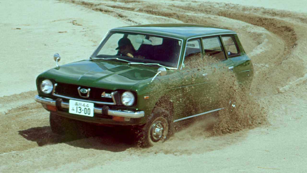 Subaru has built 20 million AWD cars.