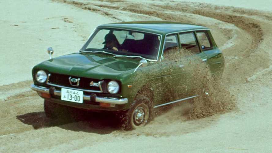Subaru ya ha fabricado 20 millones de coches con tracción total