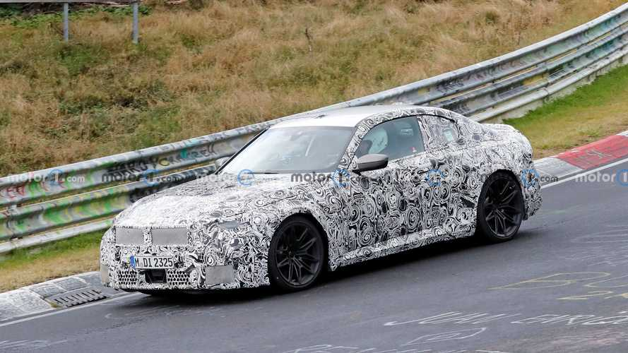 Nuova BMW M2, la Competition gira già al Nurburgring