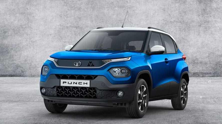 Tata Punch, il mini SUV indiano da 6 mila euro