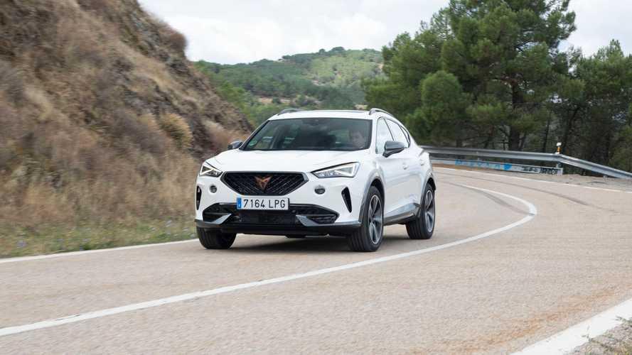 ¿Qué coche comprar? CUPRA Formentor TDI 2021 (prueba)