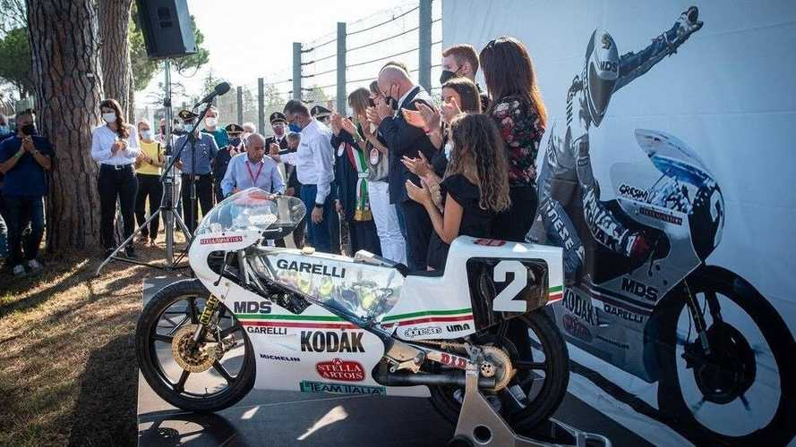Imola's Iconic Variante Alta Chicane Renamed After Fausto Gresini