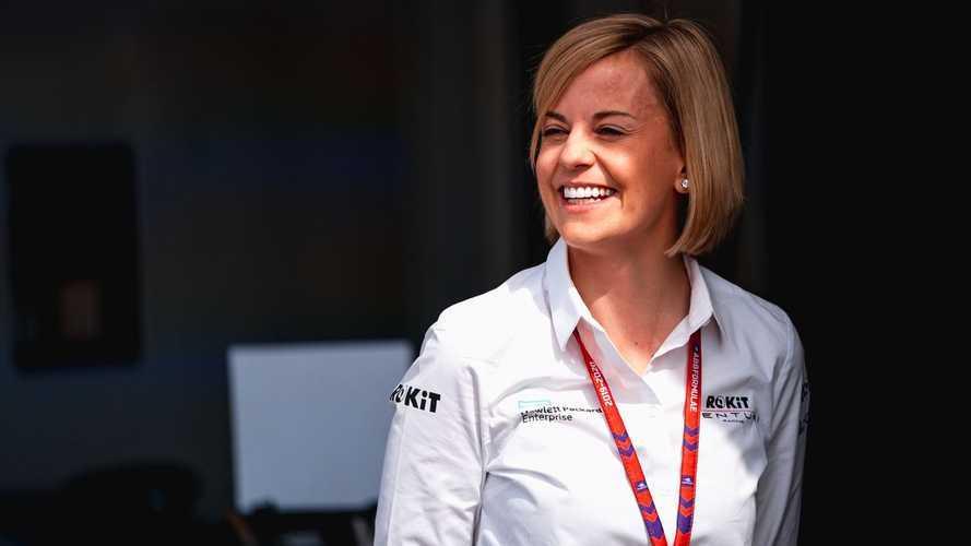 """Susie Wolff : """"Un seul Wolff en F1 est suffisant !"""""""