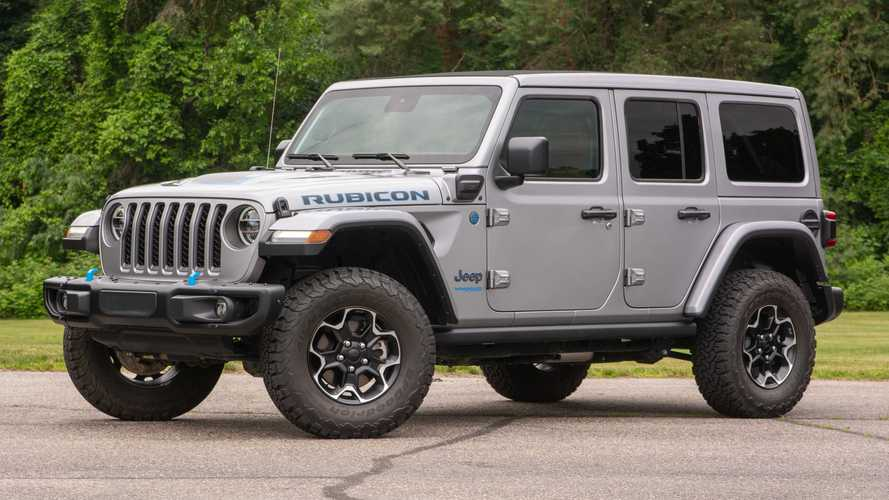2022 Jeep Wrangler 4xe Receives Another Price Hike
