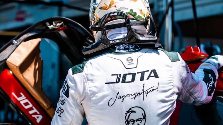 Podium Monza Jadi Target Realistis Sean Gelael di Ajang WEC