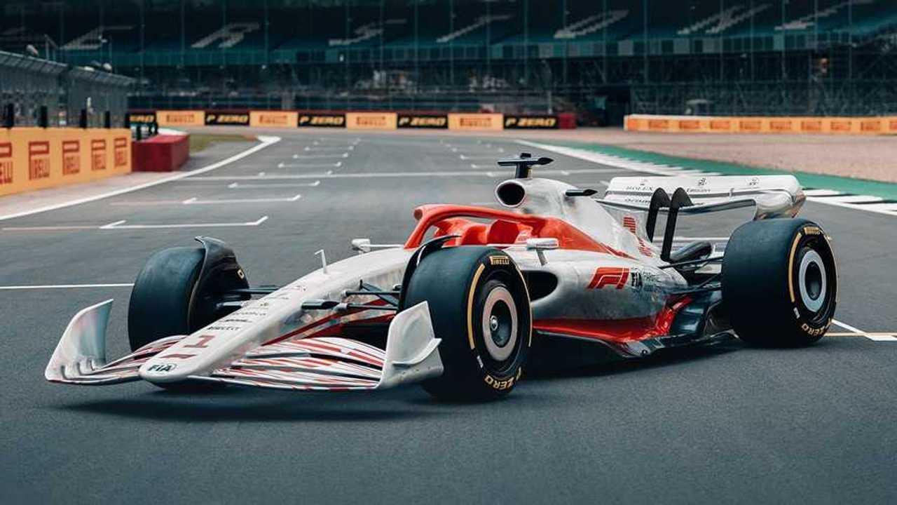2022 F1 car reveal