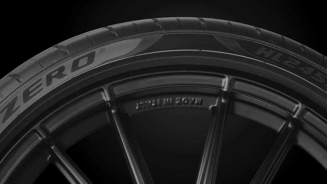 Pirelli P Zero HL tire for Lucid Air