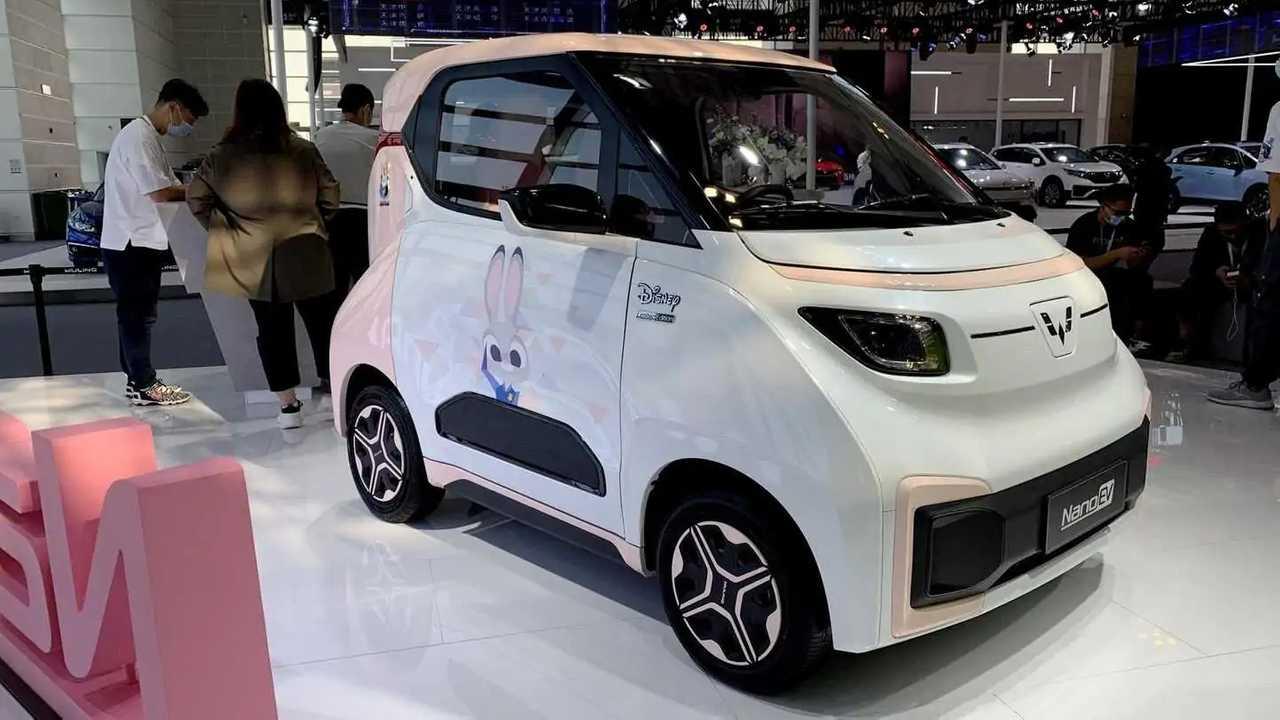 Nano EV carro elétrico - 3/4
