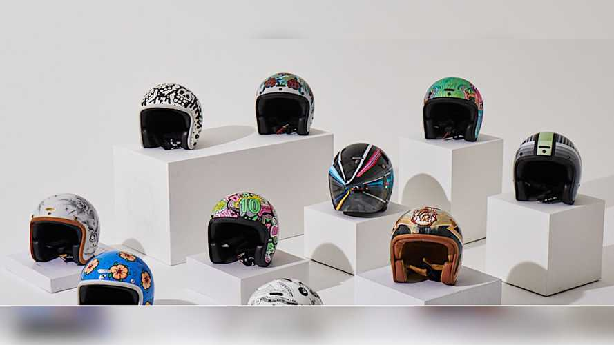 DGR Teams Up With Hedon Helmets For Decade Of Dapper Auction