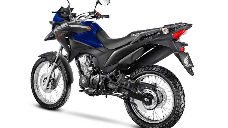 Honda XRE 190 2022 - Brasil