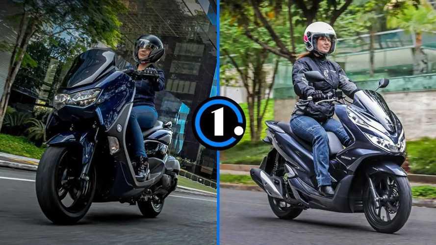 PCX ou NMax: quem liderou entre os scooters no 1º semestre?