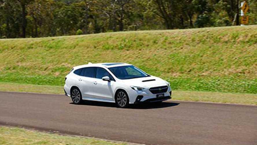Subaru WRX вновь стал универсалом (пока – только для Австралии)