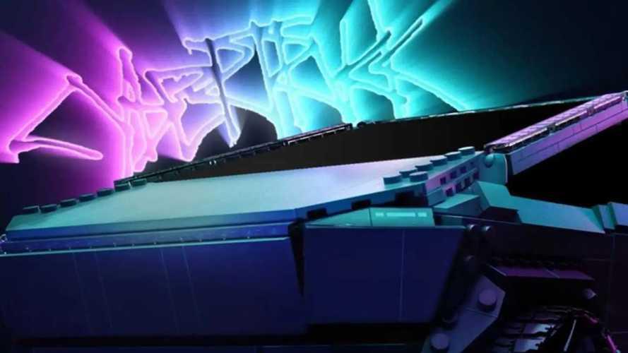Mattel MEGA launching 3,000-piece Tesla Cybertruck for £182