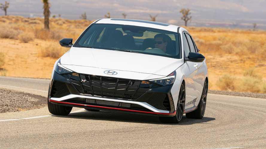 Hyundai Elantra N 2021: una berlina deportiva con 290 CV
