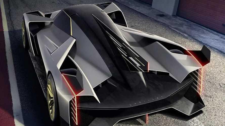 Cadillac ufficializza la LMDh per WEC e IMSA nel 2023