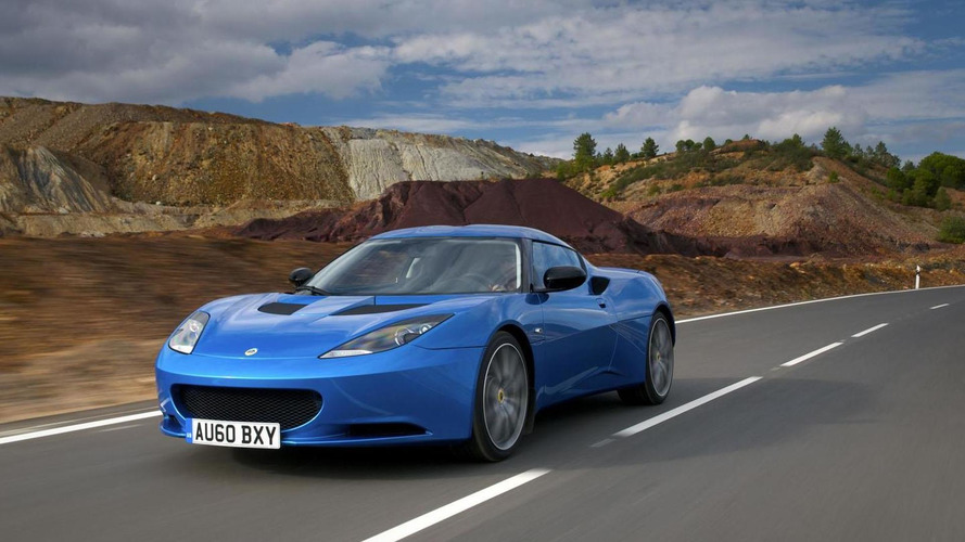 Lotus Evora to be dropped in the U.S.