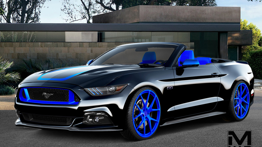 Ford previews eight Mustangs for SEMA