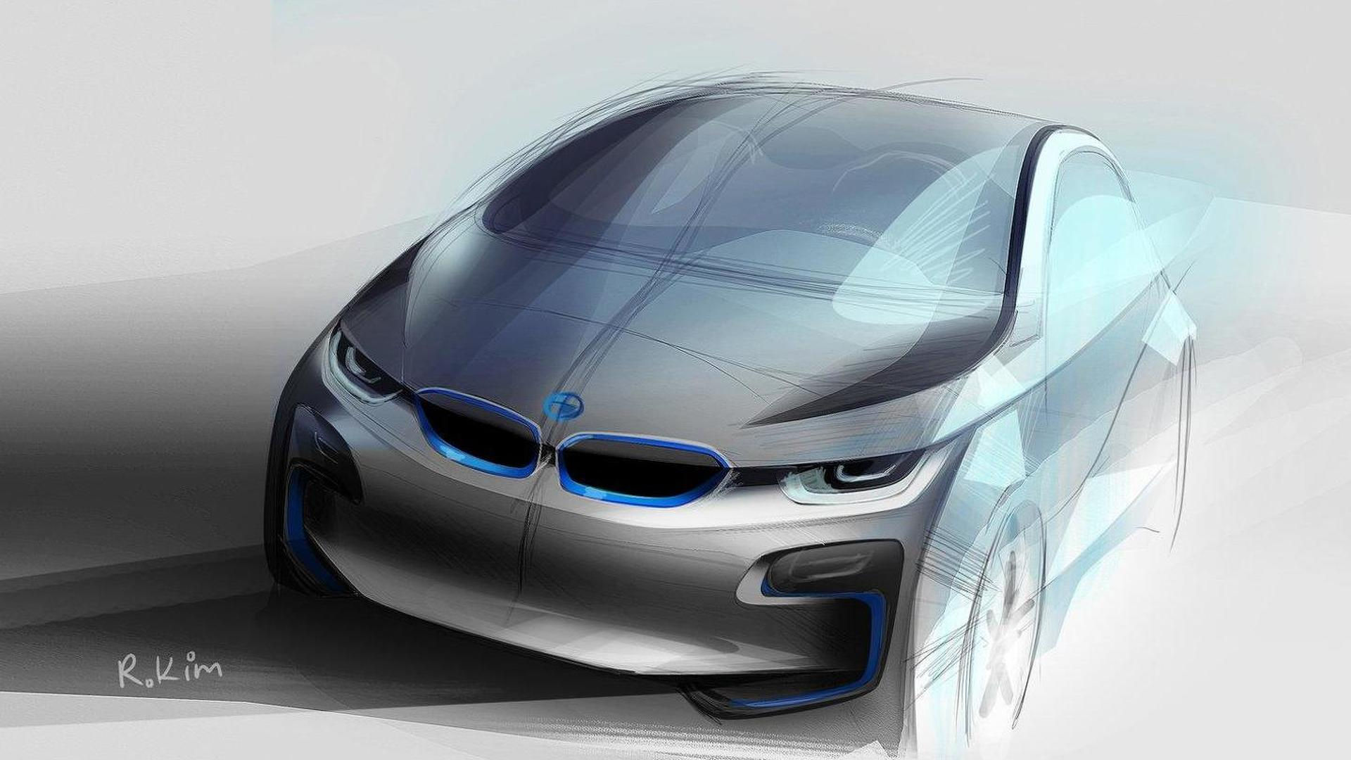 BMW I5 Due In 2015