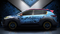 X-Men: Apocalypse themed Kia Sportage