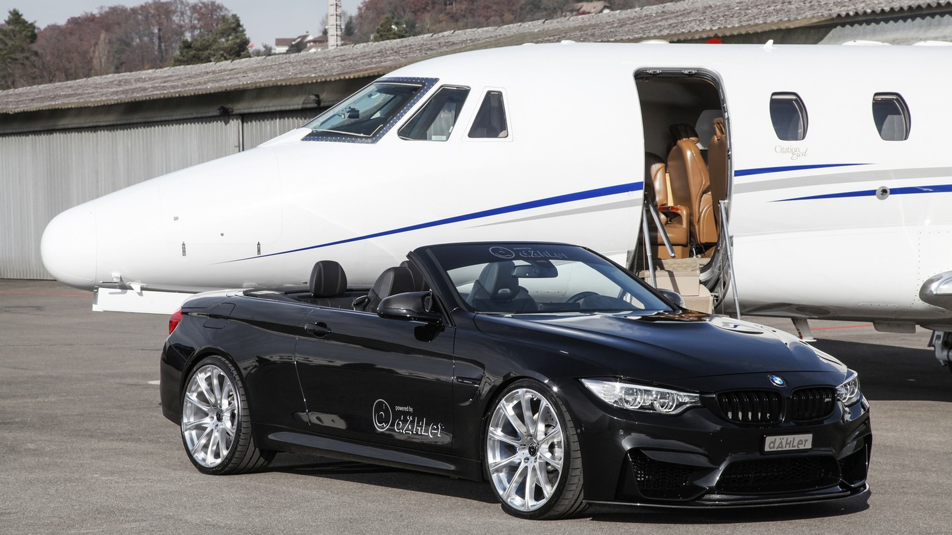 Tuner Squeezes 532 Hp From Bmw M4 Convertible
