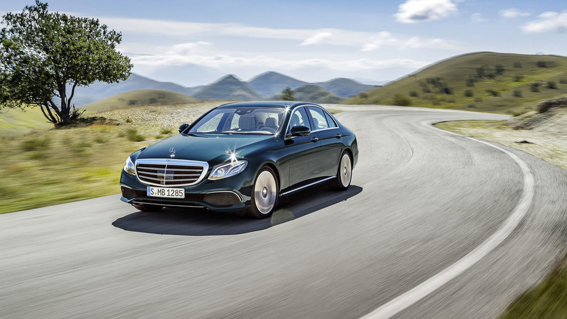 Mercedes Benz Germany >> Mercedes Benz Stops E350d Sales In Germany For Emissions Issues