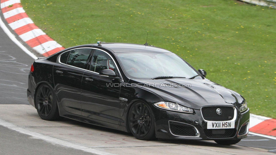 Jaguar Xfr Articles Motor1