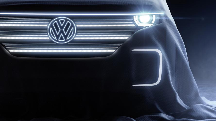 Volkswagen CES concept teased