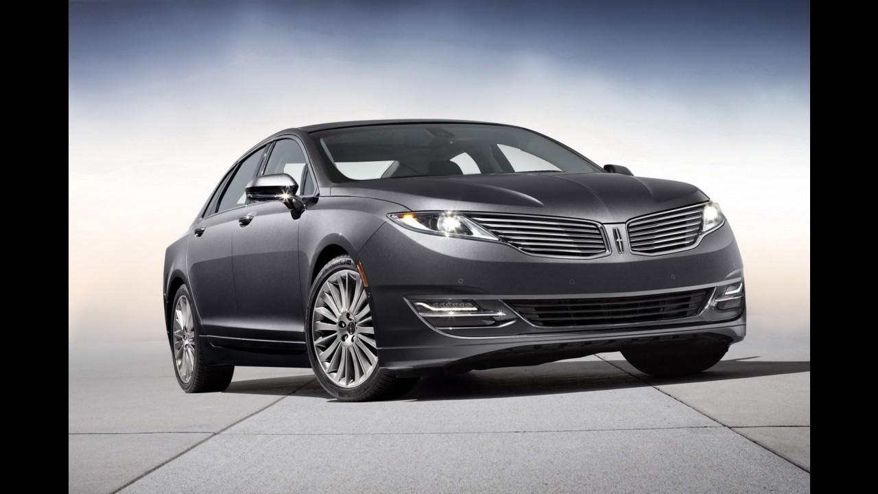 Ford confirma chegada da divisão de luxo Lincoln ao mercado chinês