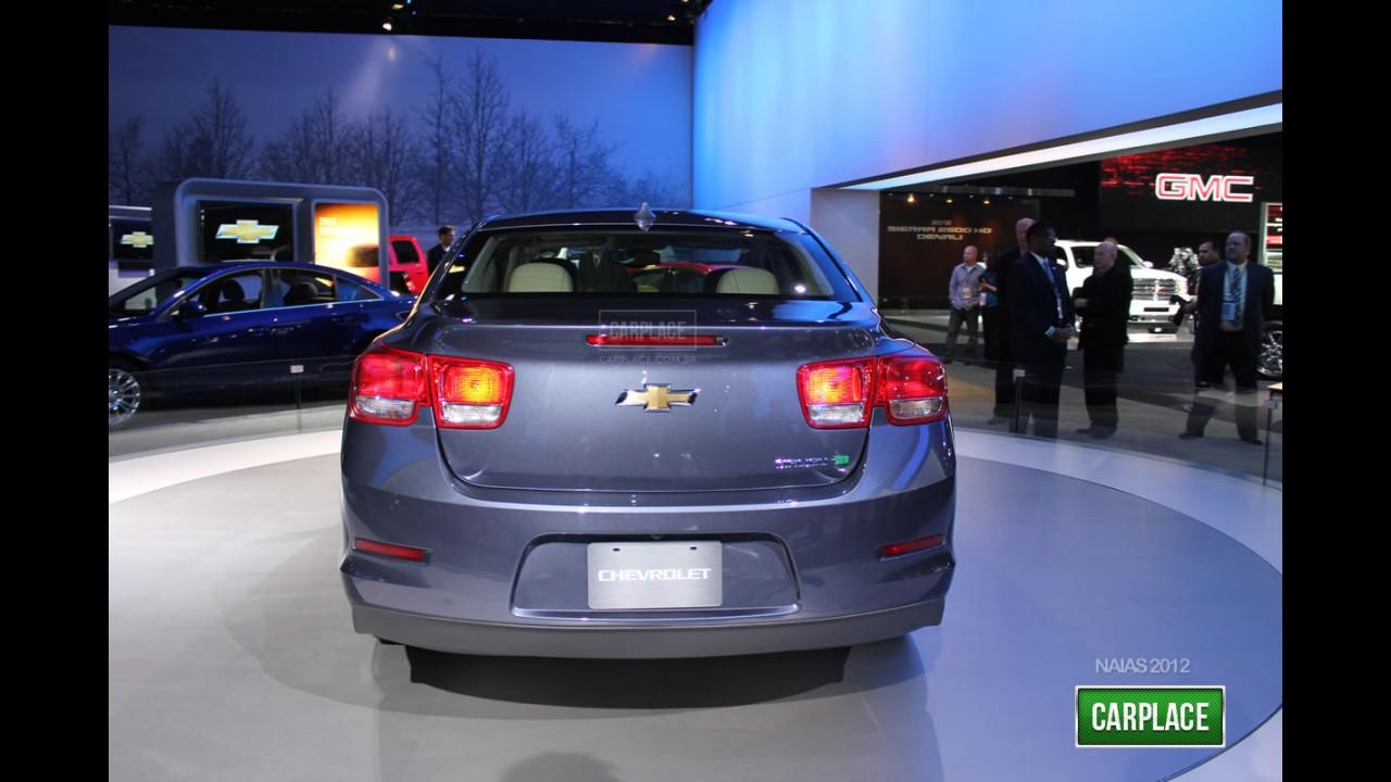 Chevrolet Malibu 2013 tem preço inicial equivalente a R$ 48.031,00 nos Estados Unidos