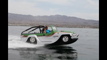 Empresa americana mostra carro anfíbio mais rápido do mundo