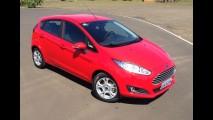 Ford comemora sucesso do New Fiesta em junho