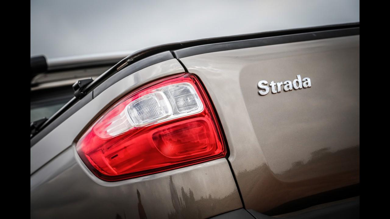 Strada é campeã de vendas em nove estados e Fiat é preferida em 2/3 do país