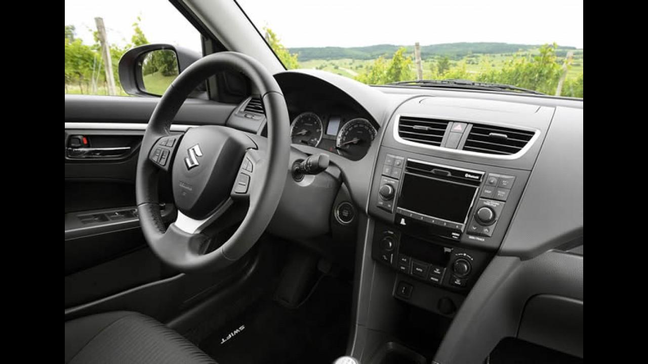 Suzuki Swift 2011 - Marca divulga novas imagens do modelo