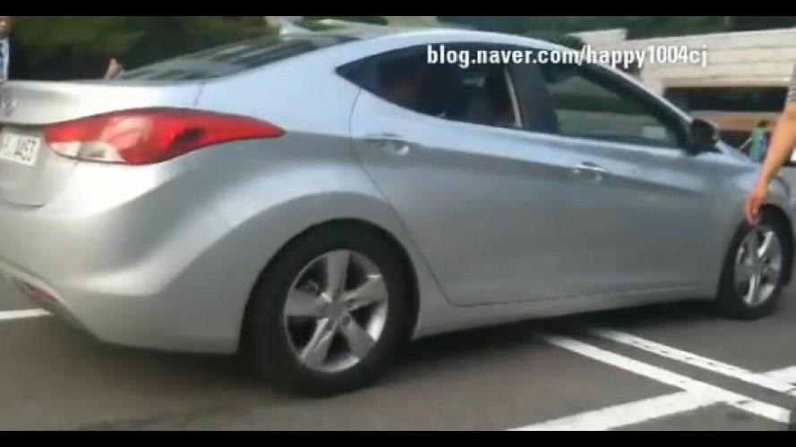 VÍDEO: Novo Hyundai Elantra (Avante) 2011